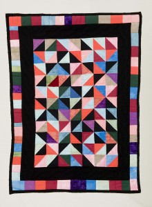Amish Inspired and Hand Quilted