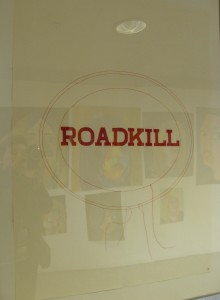 Roadkill Badge