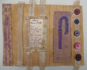Chain Braid Stitch