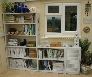 Conservatory Shelves