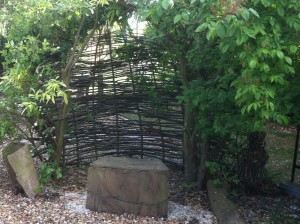 Willow Seating Area
