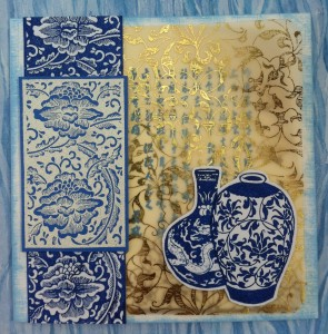 Blue and White China Inspiration
