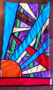 Stained Glass Window Patchwork