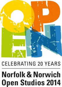Norfolk Open Studios Logo